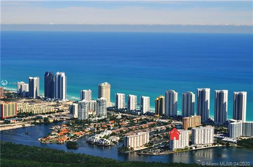Photo of 500 Bayview Dr #725, Sunny Isles Beach, FL 33160 (MLS # A10849501)