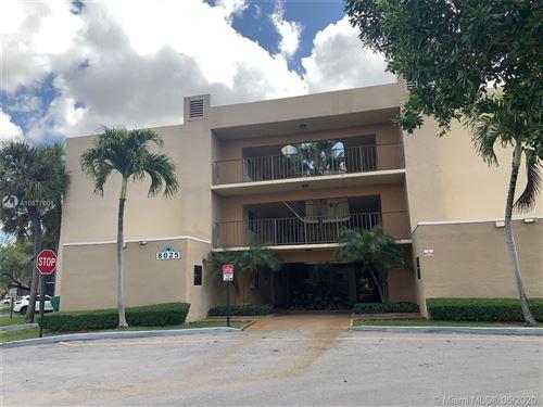 Foto de inmueble con direccion 8025 SW 107th Ave #301 Miami FL 33173 con MLS A10877501