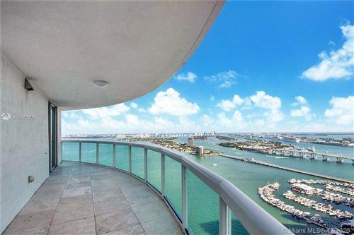 Photo of 1800 N Bayshore Dr #4001, Miami, FL 33132 (MLS # A10970501)