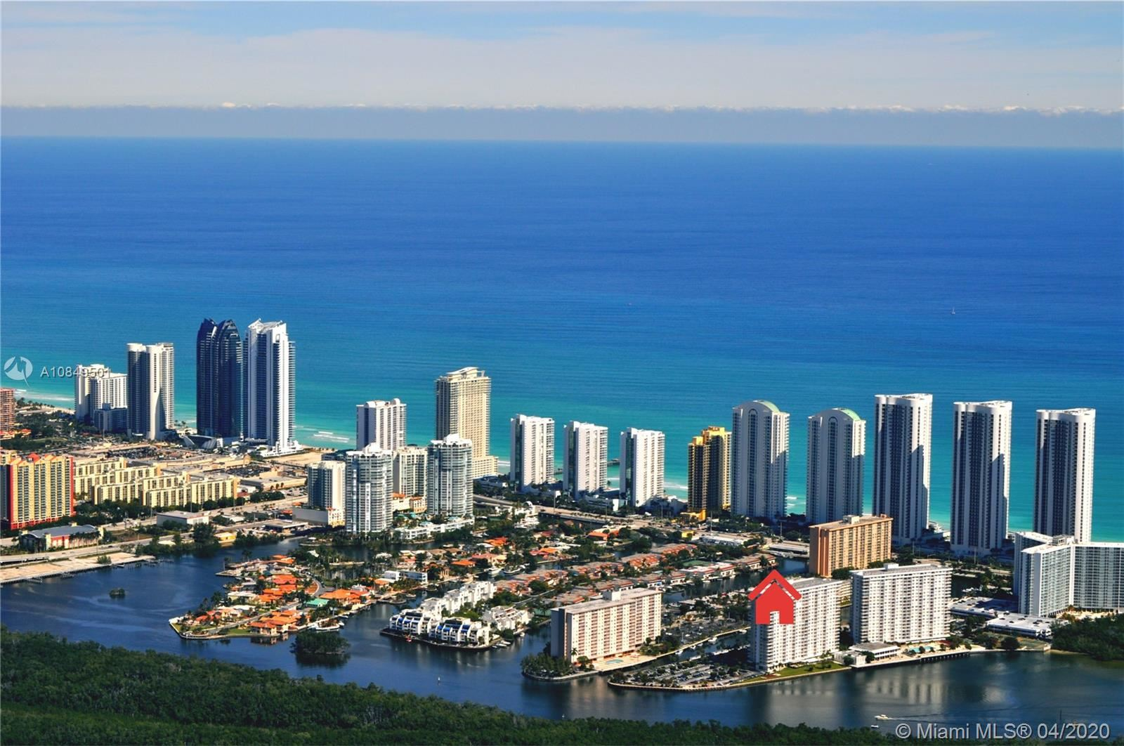 500 Bayview Dr #725, Sunny Isles, FL 33160 - #: A10849501
