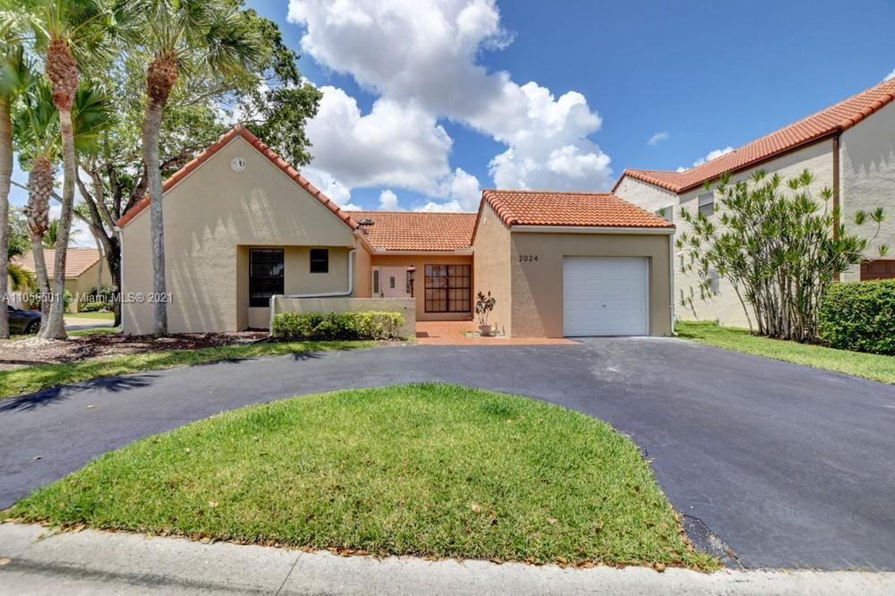 2024 Maplewood Way, Coral Springs, FL 33071 - #: A11056501