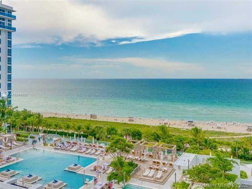 Photo of 2301 COLLINS AV #1221, Miami Beach, FL 33139 (MLS # A10804502)