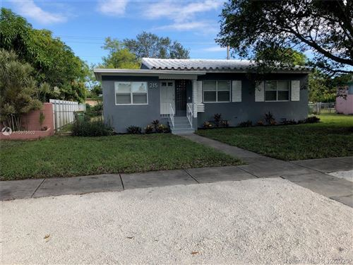 Photo of 215 NW 126th St, North Miami, FL 33168 (MLS # A10975502)