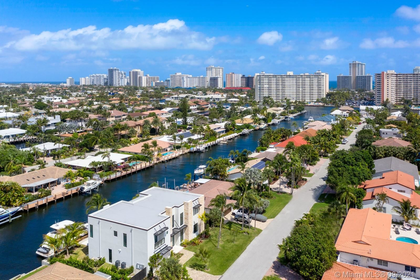 Photo of Fort Lauderdale, FL 33306 (MLS # A11105502)