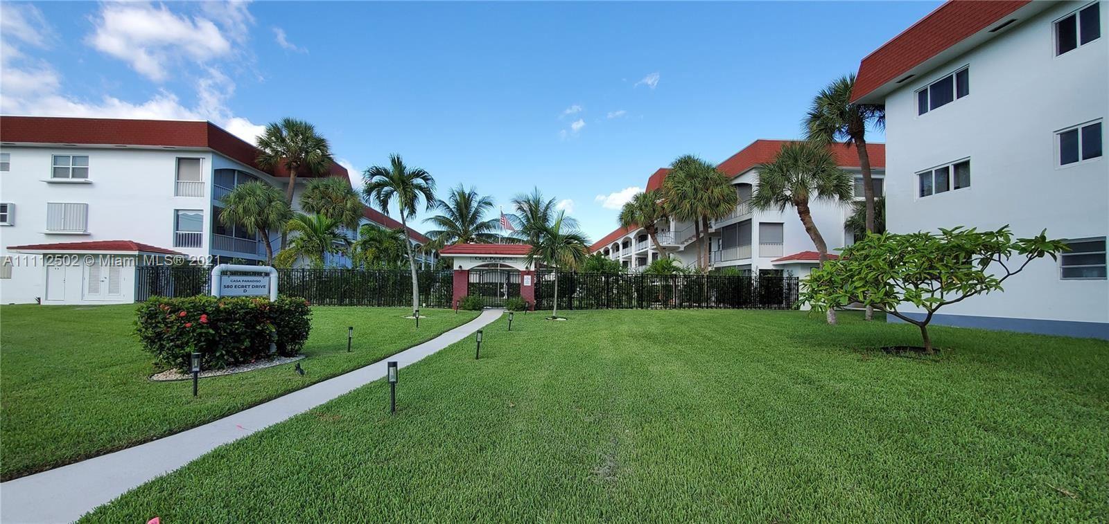 Photo of 580 Egret Dr #322, Hallandale Beach, FL 33009 (MLS # A11112502)