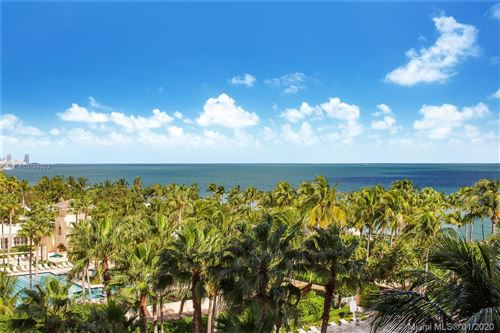 Photo of Listing MLS a10795503 in 799 Crandon Blvd #704 Key Biscayne FL 33149