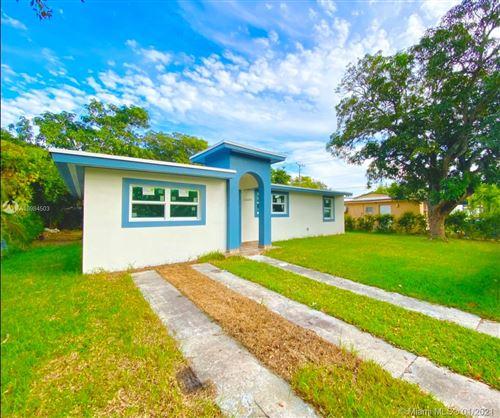 Photo of 12685 NW Miami Ct, North Miami, FL 33168 (MLS # A10984503)