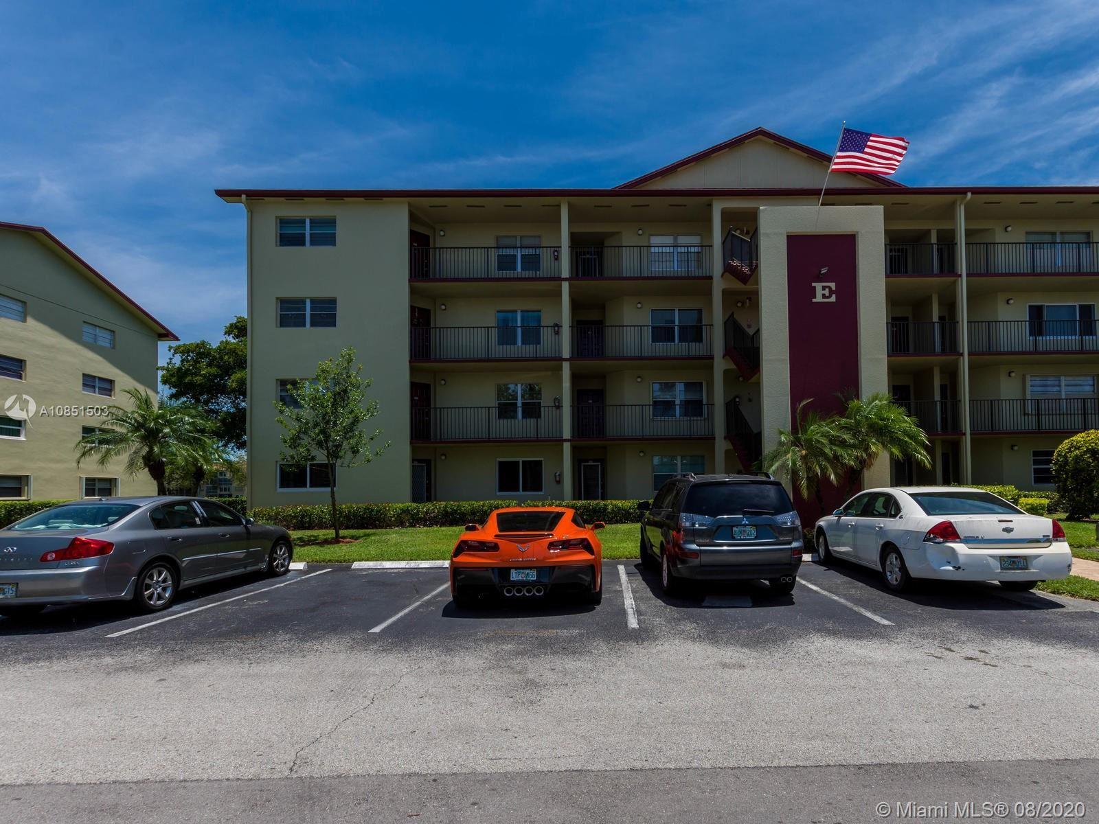 901 SW 128th Ave #201E, Pembroke Pines, FL 33027 - #: A10851503