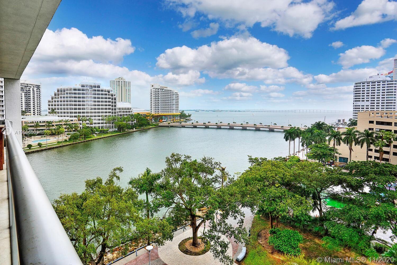 495 Brickell Ave #801, Miami, FL 33131 - #: A10958503