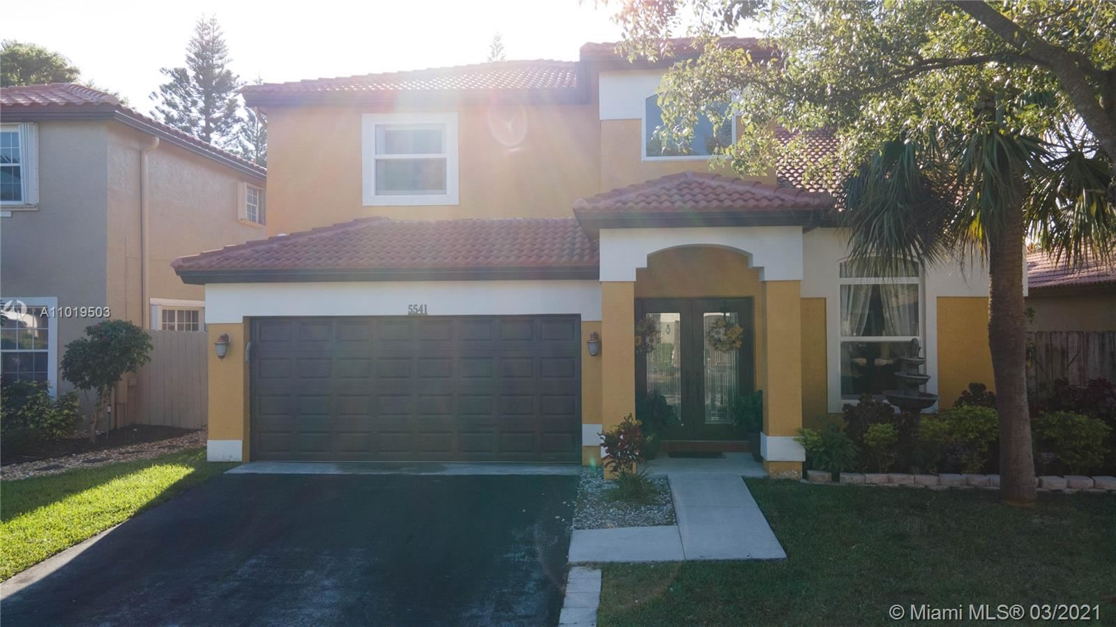 5541 NW 50th Ave, Coconut Creek, FL 33073 - #: A11019503