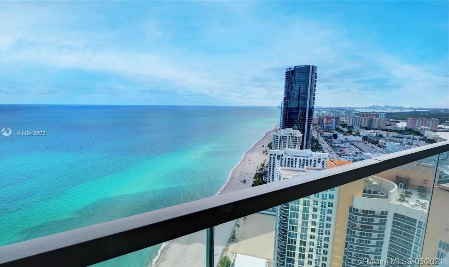Photo of 18975 Collins Ave #4001, Sunny Isles Beach, FL 33160 (MLS # A11043503)