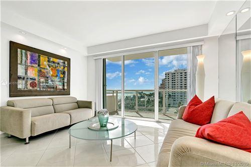 Photo of 5333 Collins Ave #702, Miami Beach, FL 33140 (MLS # A10769504)