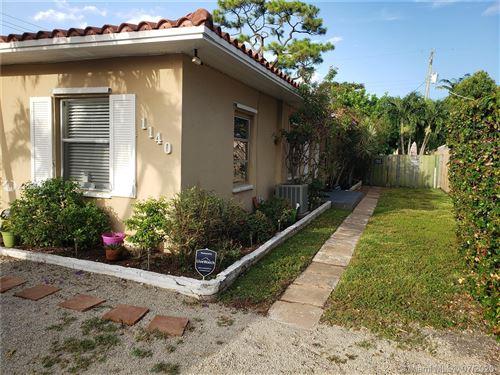 Photo of 1140 NE 17th Ter #B, Fort Lauderdale, FL 33304 (MLS # A10884504)