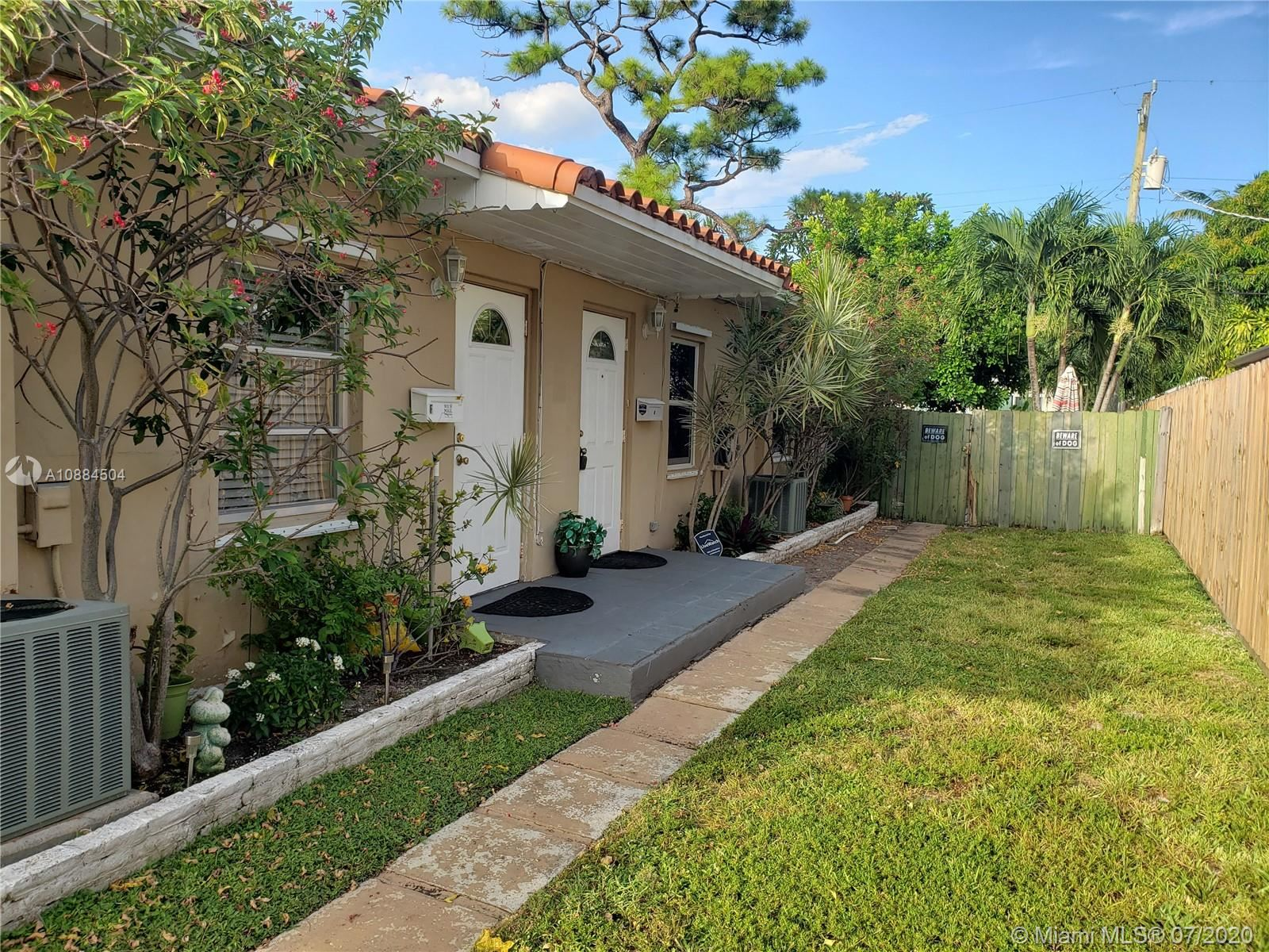Photo of 1140 NE 17th Ter #B, Fort Lauderdale, FL 33304 (MLS # A10884504)