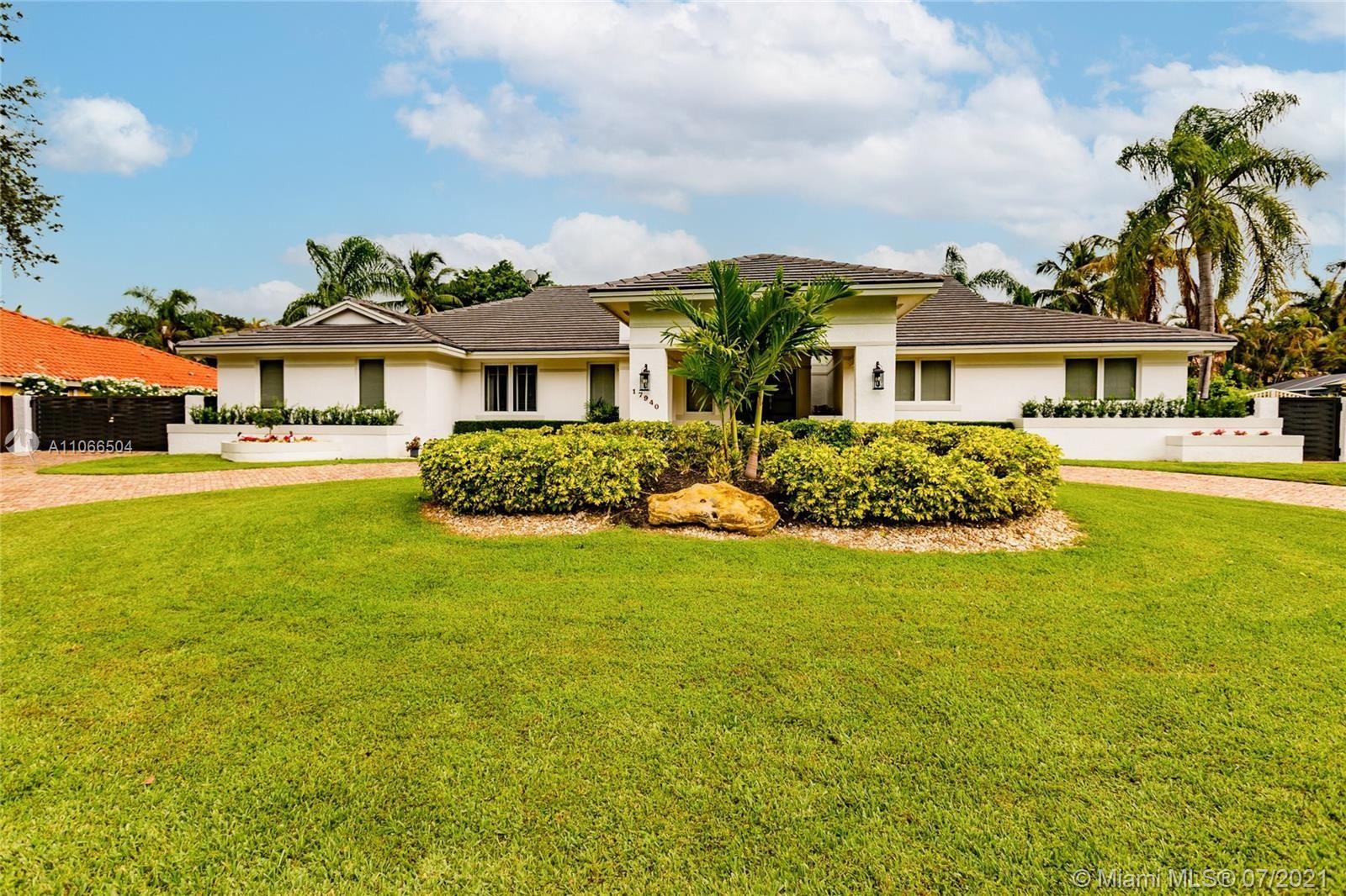 17940 SW 83rd Ave, Palmetto Bay, FL 33157 - #: A11066504