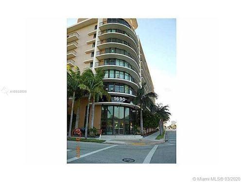 Photo of 1690 SW 27th Ave #601, Miami, FL 33145 (MLS # A10838505)
