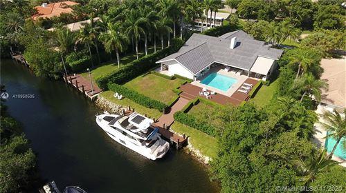 Photo of 7425 Los Pinos Blvd, Coral Gables, FL 33143 (MLS # A10950505)