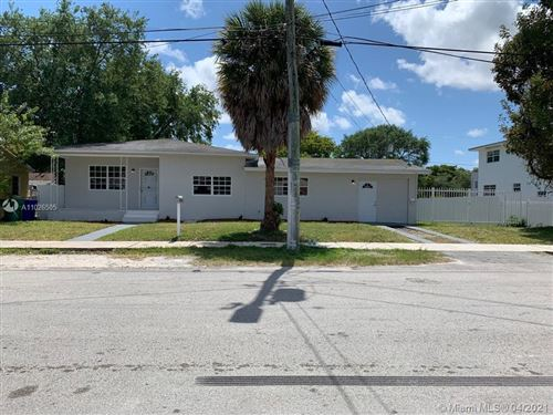 Photo of 1144 NW 63rd St, Miami, FL 33150 (MLS # A11026505)