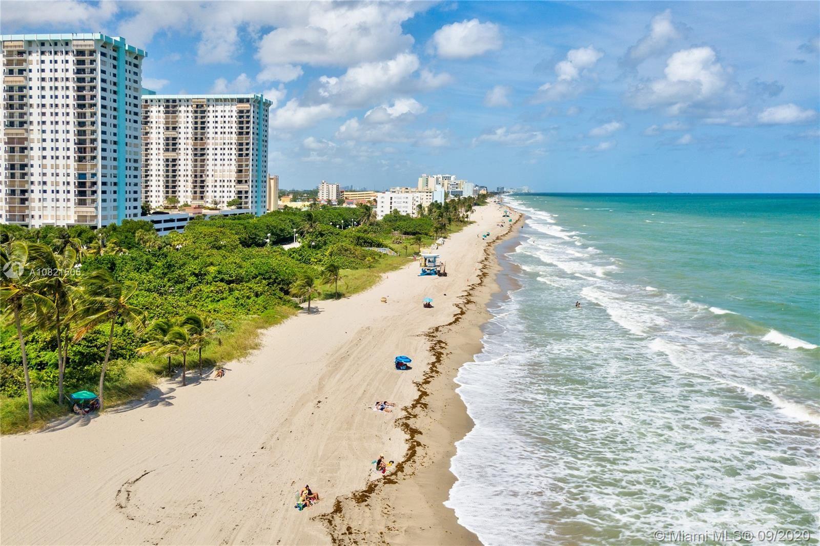 1401 S Ocean Dr #705, Hollywood, FL 33019 - #: A10821505
