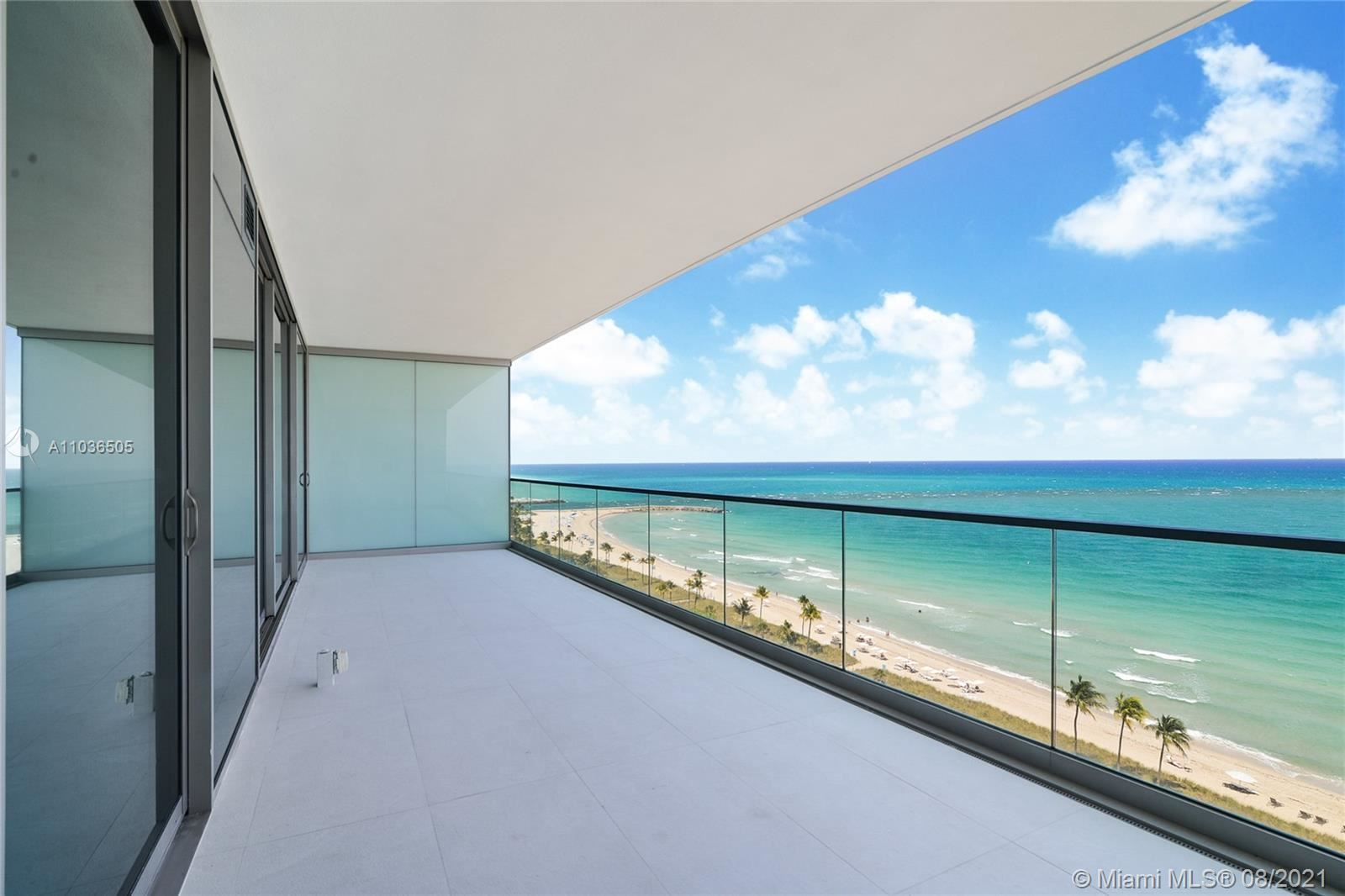 Photo of 10203 COLLINS AVE #1203, Bal Harbour, FL 33154 (MLS # A11036505)