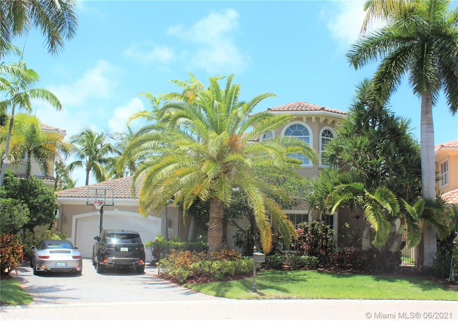 1462 Commodore Way, Hollywood, FL 33019 - #: A11053505