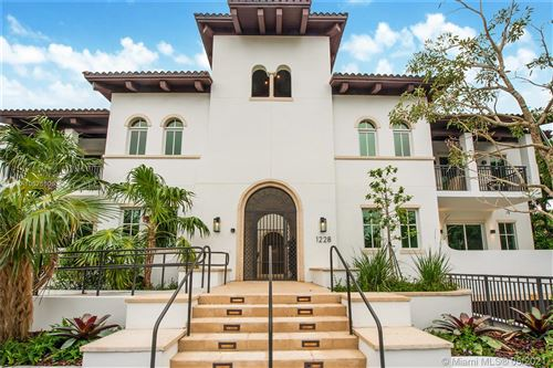 Photo of 1228 Anastasia Ave #PH304, Coral Gables, FL 33134 (MLS # A10675506)