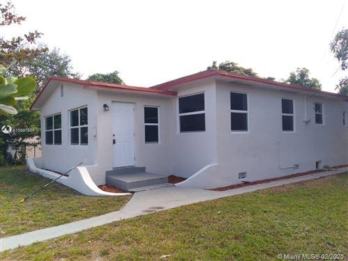 Photo of 532 NE 132nd St, North Miami, FL 33161 (MLS # A11007506)