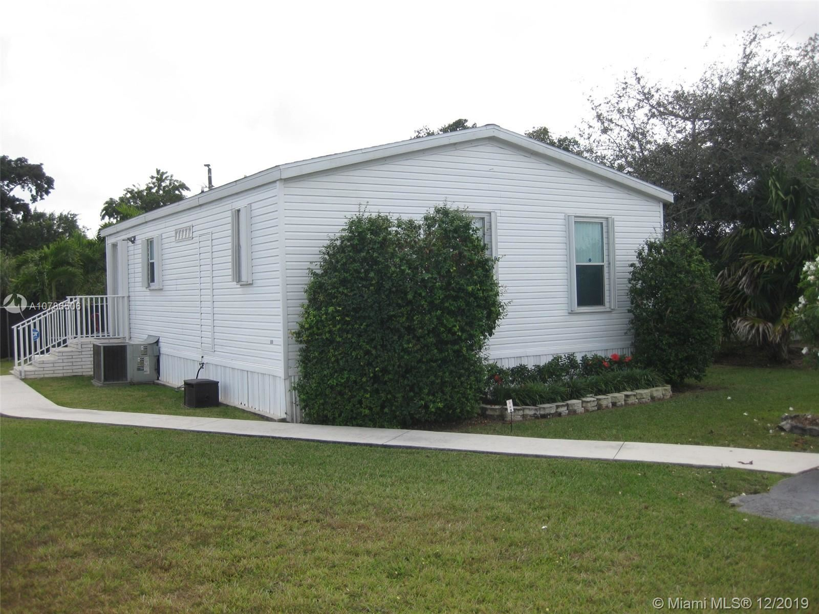 35303 SW 180th Ave #327, Florida City, FL 33034 - #: A10786506