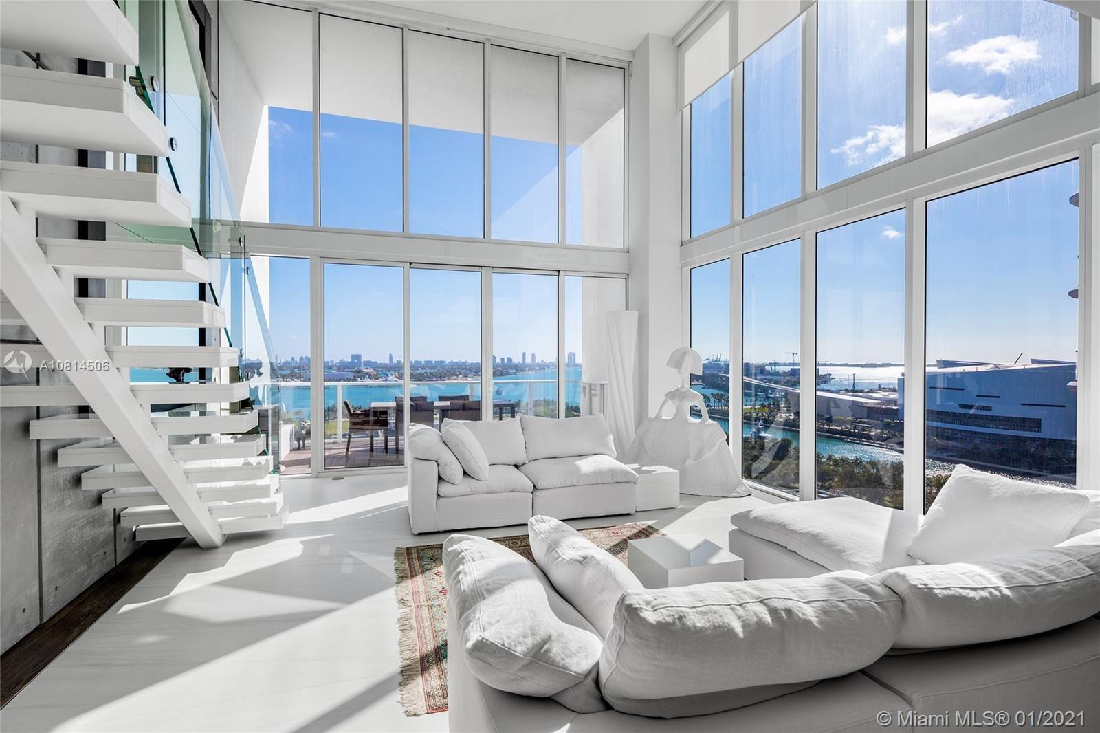 1040 Biscayne Blvd #1201, Miami, FL 33132 - #: A10814506