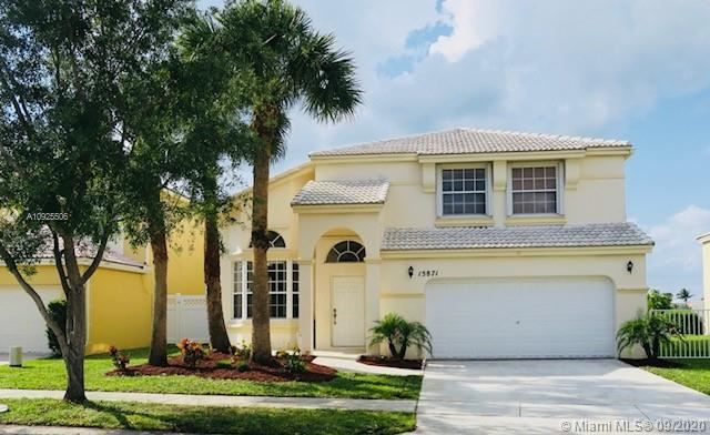 15871 NW 15th Ct, Pembroke Pines, FL 33028 - #: A10925506