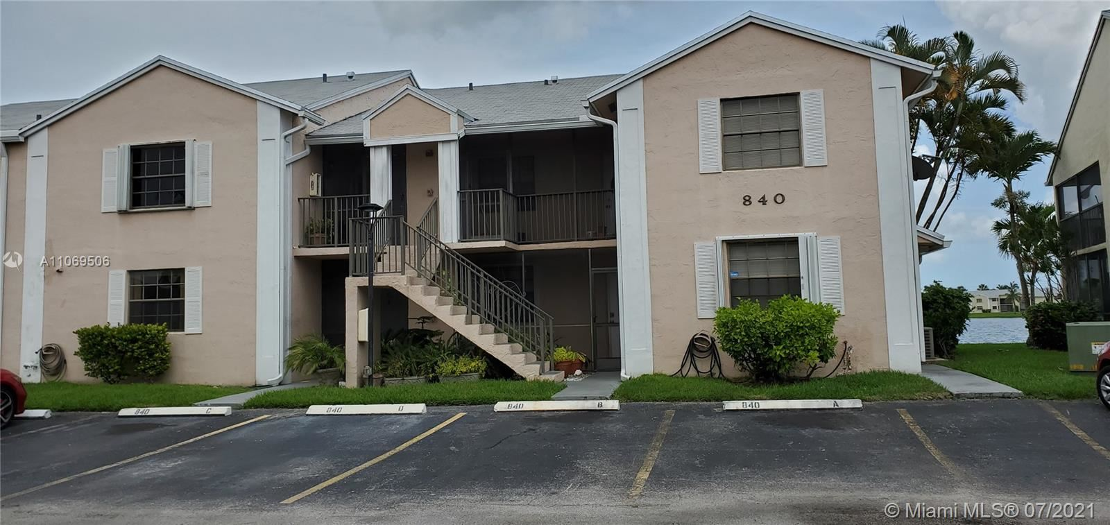 840 Independence Dr #840B, Homestead, FL 33034 - #: A11069506