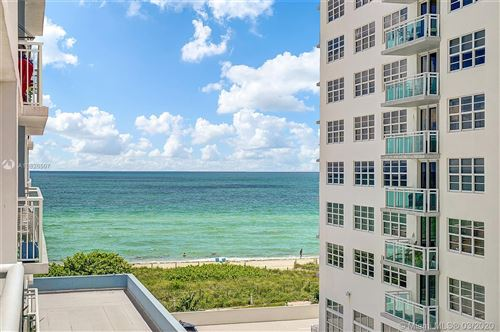 Foto de inmueble con direccion 6969 Collins Ave #504 Miami Beach FL 33141 con MLS A10826507