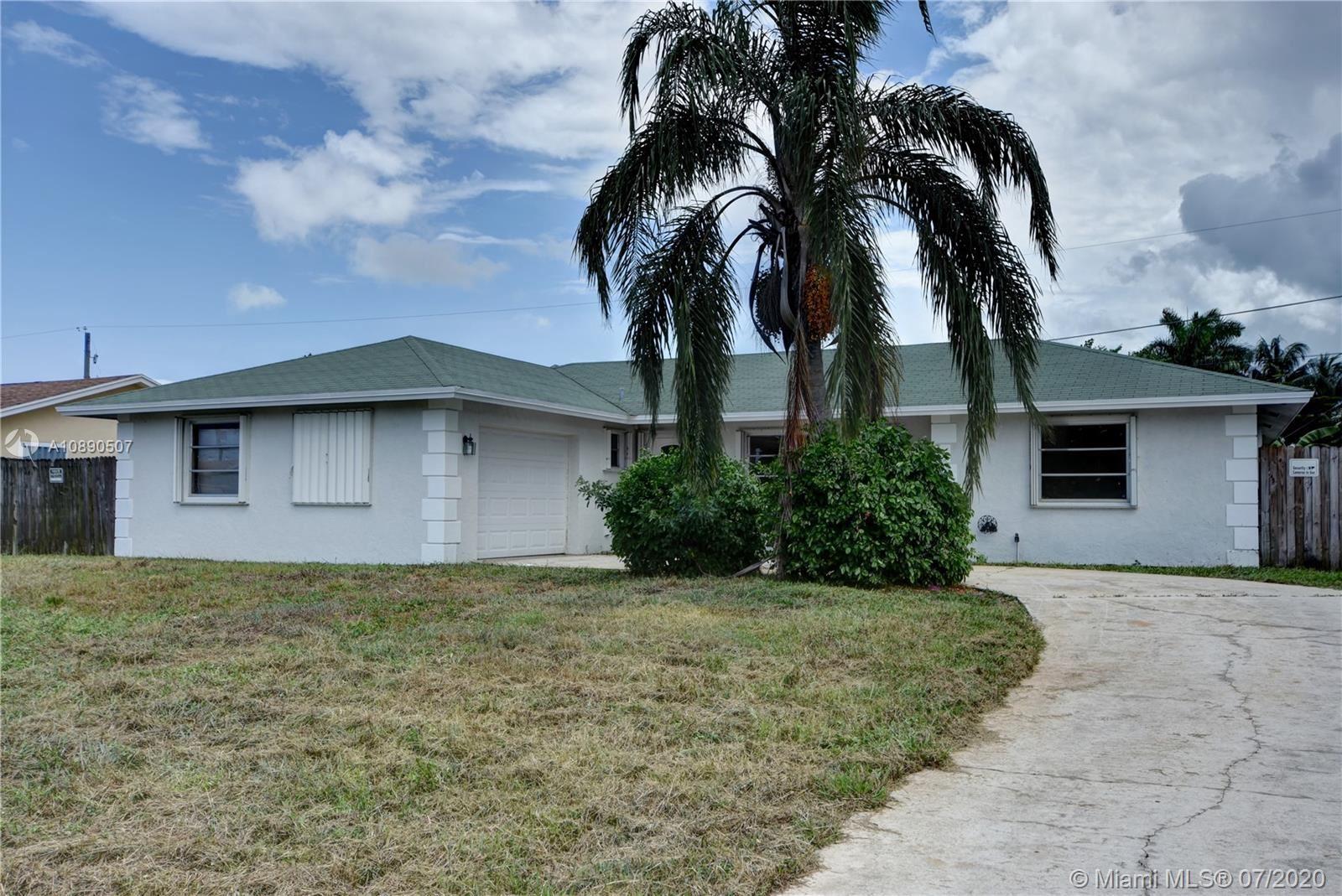 3560 Dorrit Ave, Boynton Beach, FL 33436 - #: A10890507