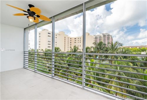 Photo of Listing MLS a10750508 in 301 Sunrise Dr #5C Key Biscayne FL 33149