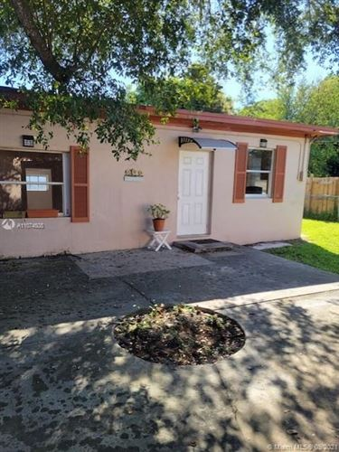 Photo of 165 Lawn Way + Cottage, Miami Springs, FL 33166 (MLS # A11074508)