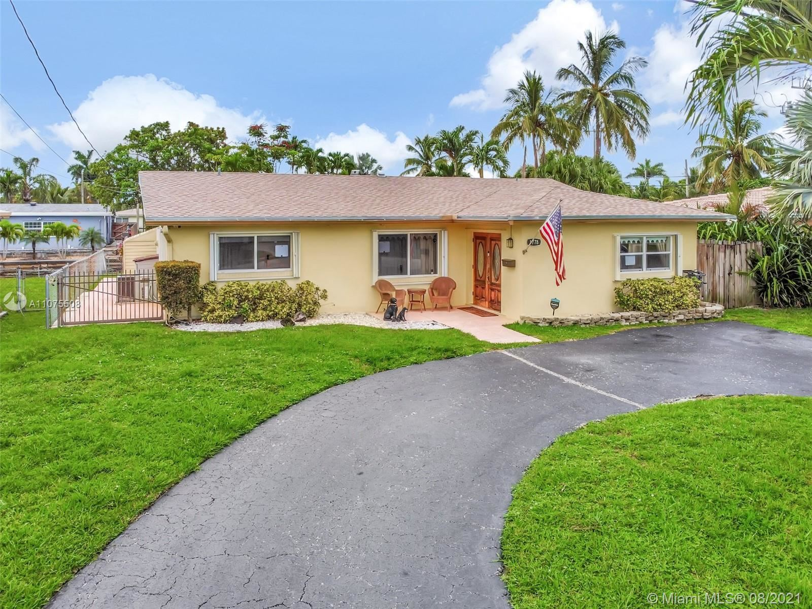 1778 NW 38th St, Oakland Park, FL 33309 - #: A11075508