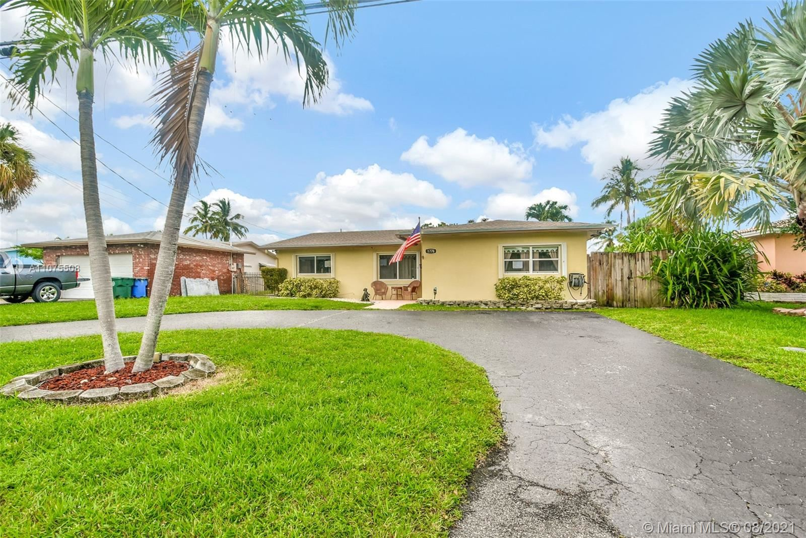 Photo of 1778 NW 38th St, Oakland Park, FL 33309 (MLS # A11075508)