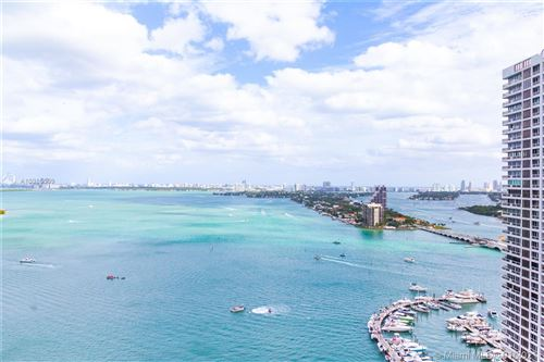 Photo of 1750 N Bayshore Dr #2802, Miami, FL 33132 (MLS # A10985509)