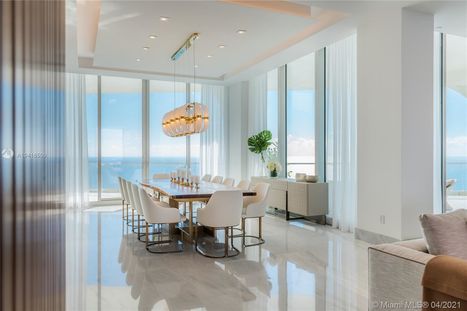 Photo of 16901 COLLINS AVENUE #5603, Sunny Isles Beach, FL 33160 (MLS # A10416509)