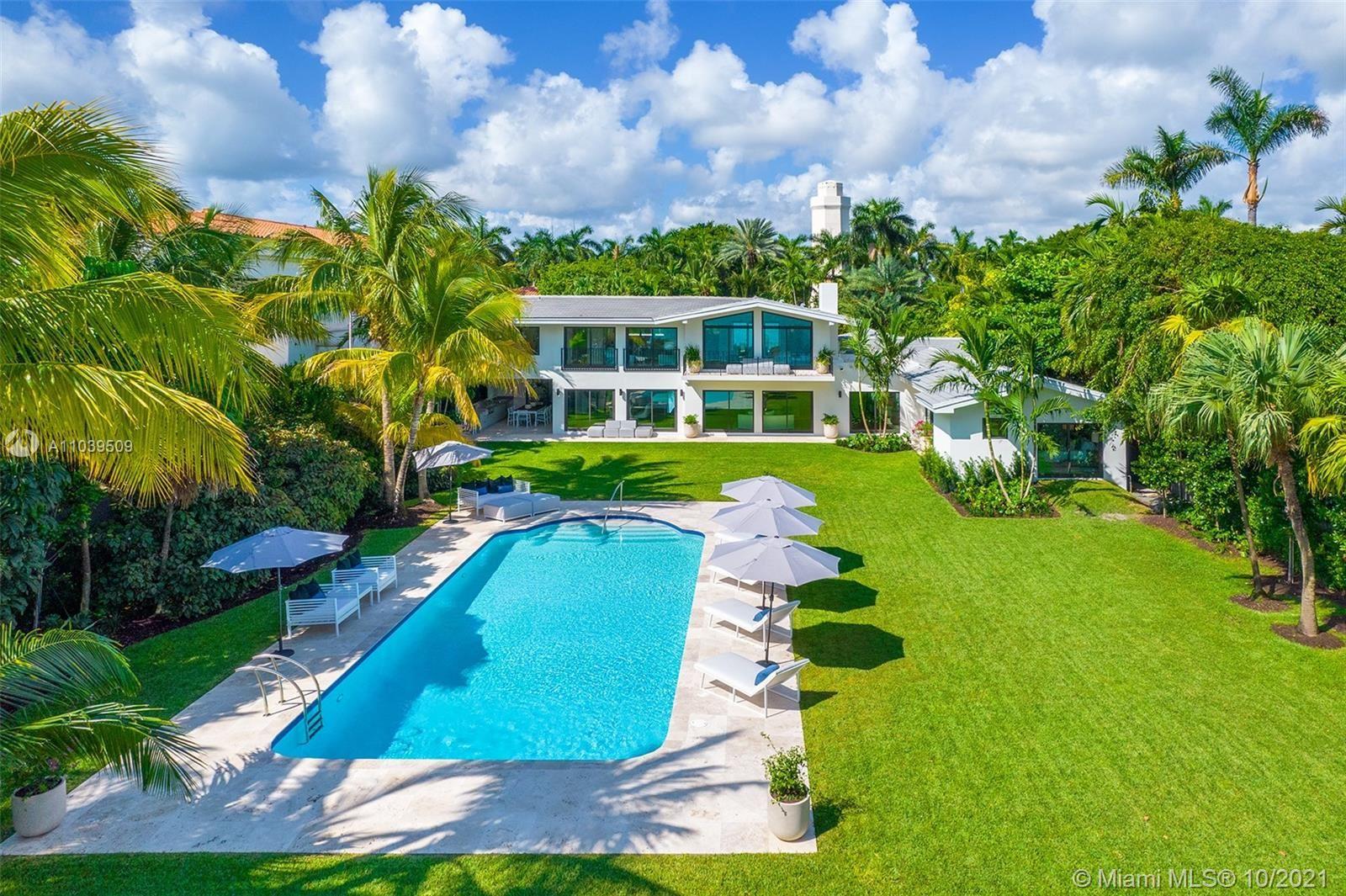 Photo of 34 Star Island Dr, Miami Beach, FL 33139 (MLS # A11039509)
