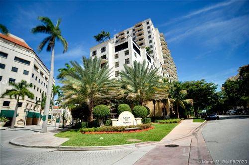 Photo of 888 S Douglas Rd #PH01, Coral Gables, FL 33134 (MLS # A10885510)