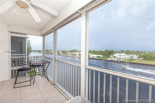 Photo of 303 N Riverside Dr #505, Pompano Beach, FL 33062 (MLS # A10903510)
