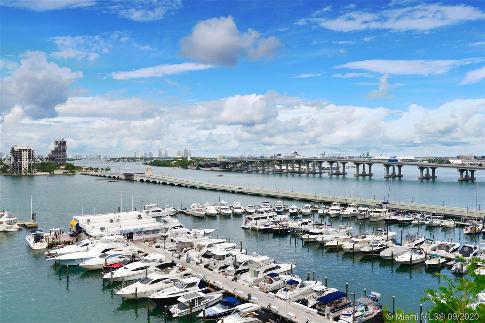 1717 N Bayshore Dr #A-2840, Miami, FL 33132 - #: A10928510