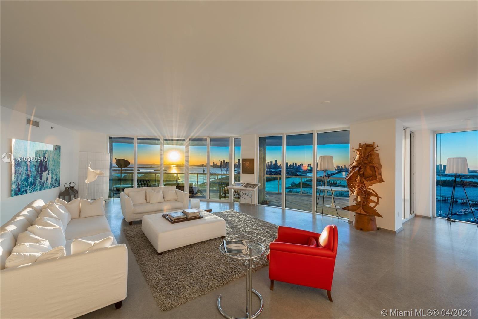 1000 S Pointe Dr #3301, Miami Beach, FL 33139 - #: A10960510