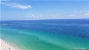 Photo of 18555 Collins Ave #2305, Sunny Isles Beach, FL 33160 (MLS # A10363511)