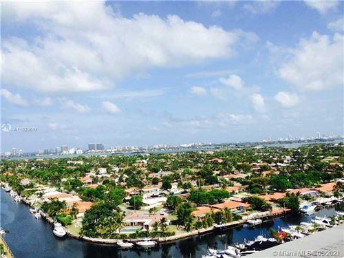Photo of 13499 Biscayne Blvd #1612, North Miami, FL 33181 (MLS # A11020511)