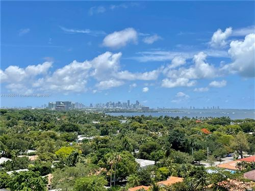 Photo of 90 Edgewater Dr #PH01, Coral Gables, FL 33133 (MLS # A11055511)