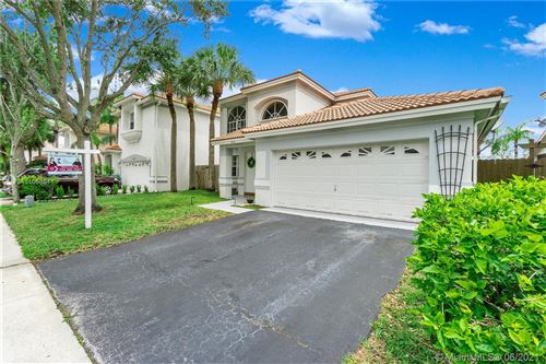 Photo of 7457 NW 25th St, Margate, FL 33063 (MLS # A11058511)
