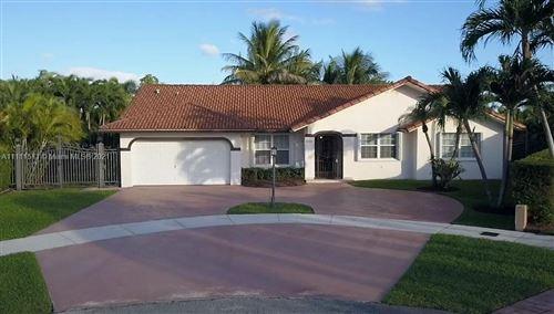 Photo of 3241 SW 134th Ave, Miami, FL 33175 (MLS # A11111511)