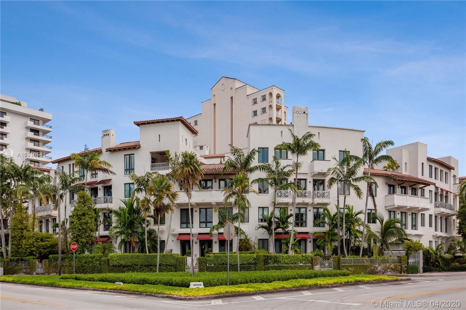 2401 Anderson Rd #2, Coral Gables, FL 33134 - #: A10816511